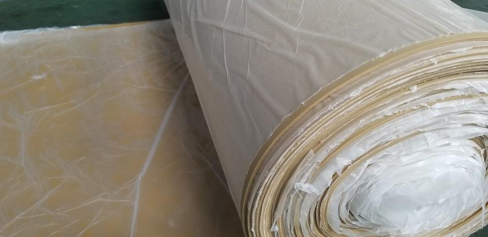 Nature Rubber Mat High Rebounding Smooth Natural Rubber Sheet