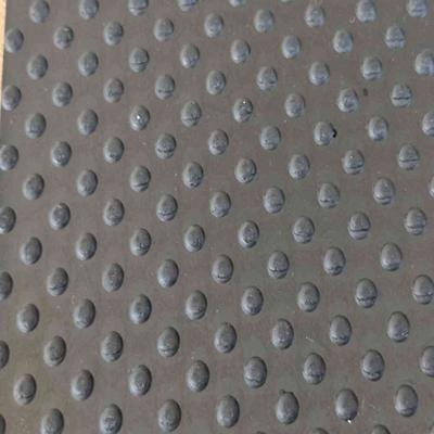 Wholesale black anti-slip  rubber sheet floor rubber mat