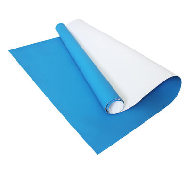 Adhesive sheet-fed offset printing rubber blanket