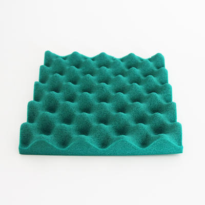 Studio recording room soundproof acoustic foam with wedge/egg/pyramid shape