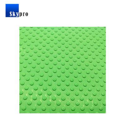 Hot sale wear-resisting dot horse rubber mat animal rubber mat