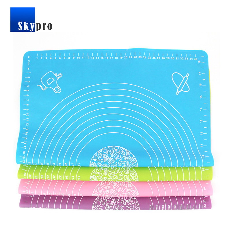 Hot sale high quality popular silicone backing mat for kitchen