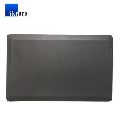 Comfortable anti slip rubber floor anti-fatigue mat for standing desk