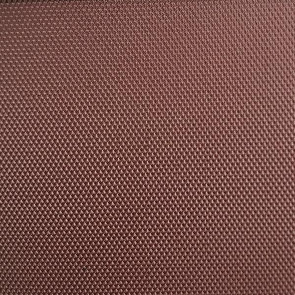 Antistatic Low Noise Red Golf Treadmill Conveyor Belt