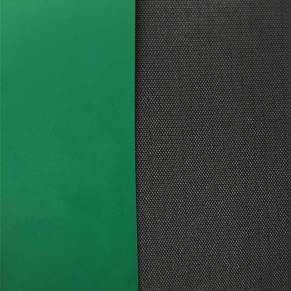 1.0MM thickness green black flat rubber conveyor belt