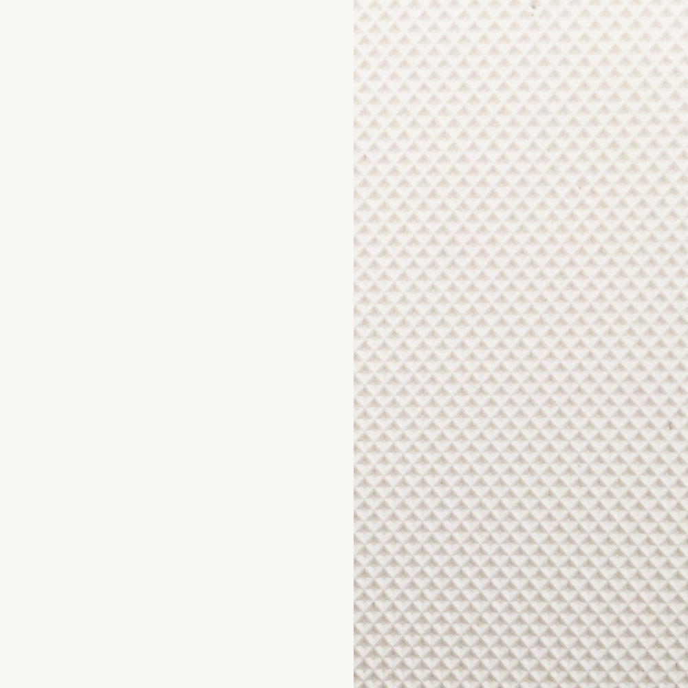 High flexibility white food grade diamond pu pvc conveyor belt