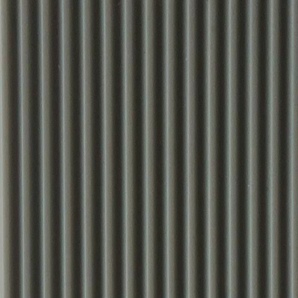 Hot sale flat gray fine rib PVC conveyor belt fot light industry