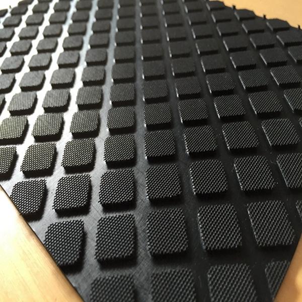 Skypro Custom made rubber tiles price supply for flooring mats