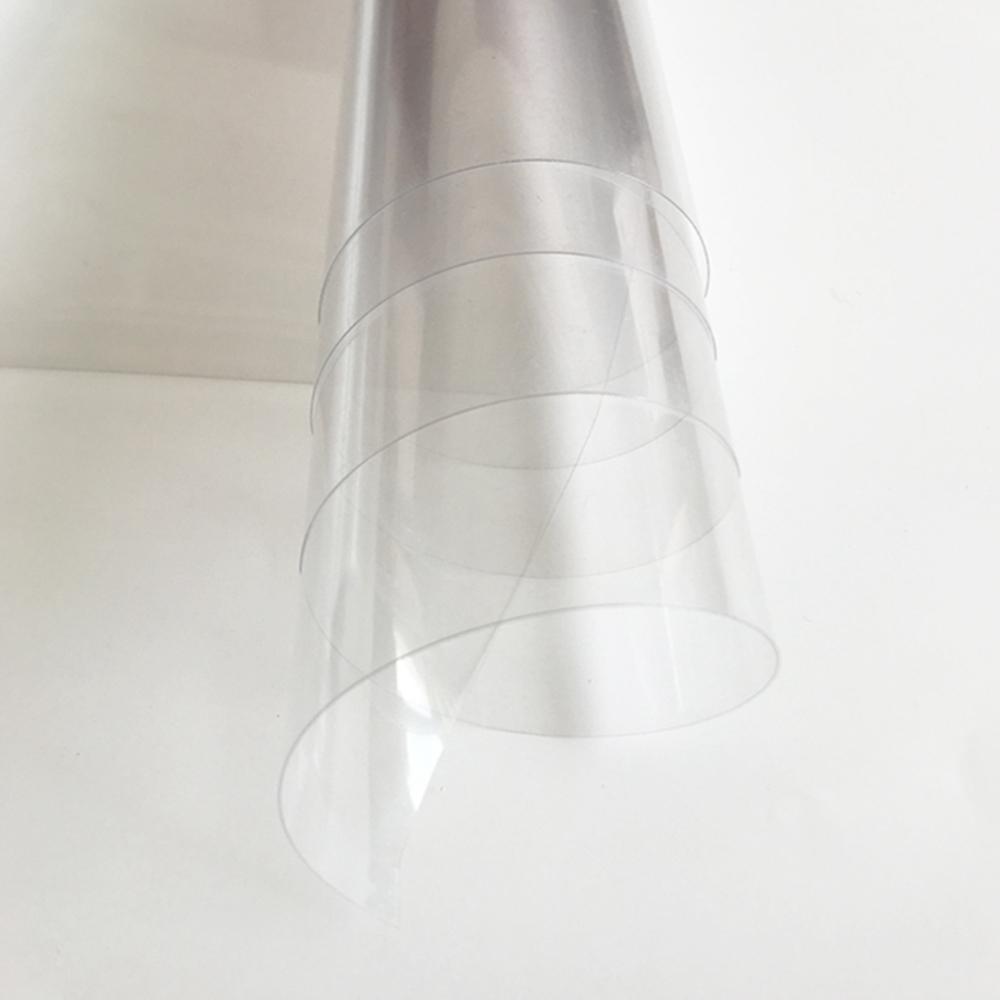 0.5MM plastic sheet clear pet rigid film wholesale