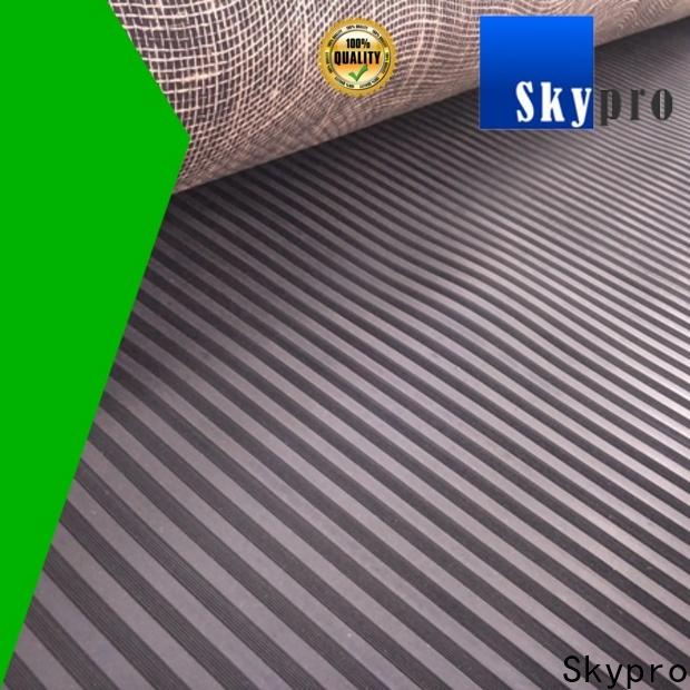 Skypro Best custom rubber flooring factory for farms