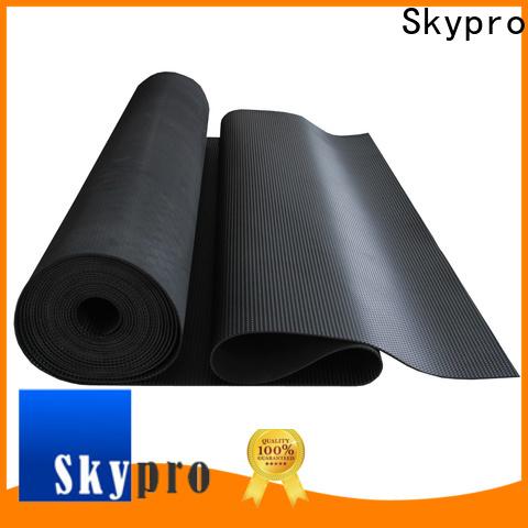 Skypro Best rubber mats for sale factory for flooring mats