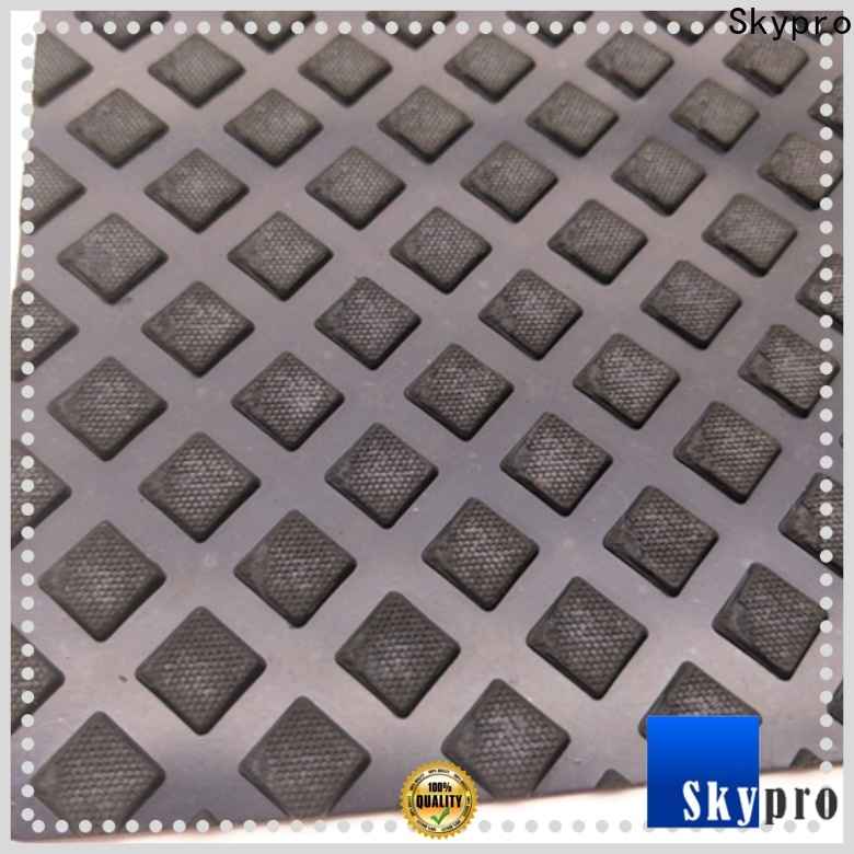 Skypro the rubber flooring company supply for car