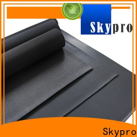 Skypro High-quality wholesale rubber flooring wholesale for flooring mats