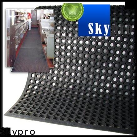 High-quality custom rubber flooring for sale for car