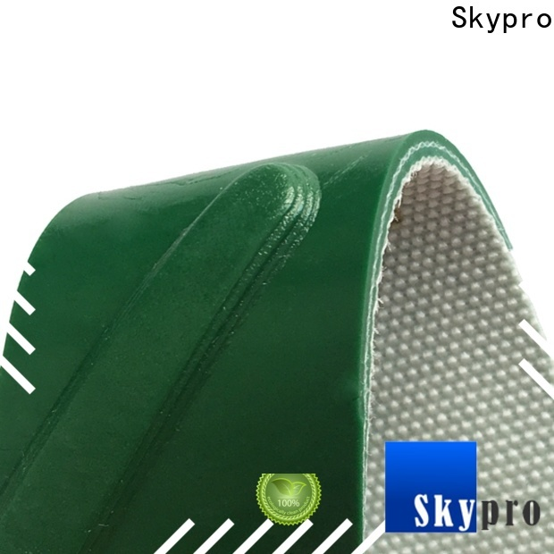 Skypro rubber conveyor belt suppliers for sale for kitchen