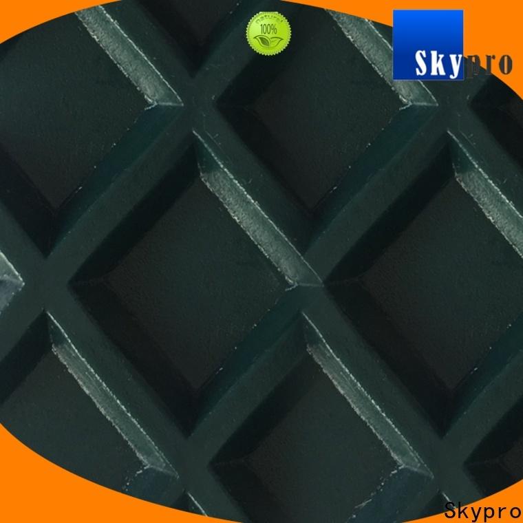 Skypro Custom made plastic conveyor belt supplier for bathroom