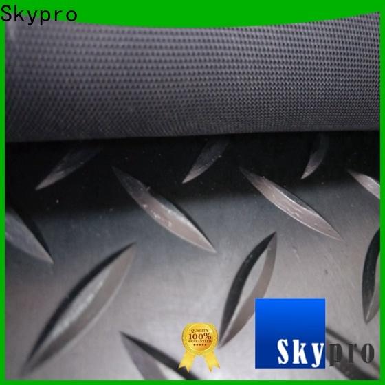 Skypro Custom made custom rubber flooring factory