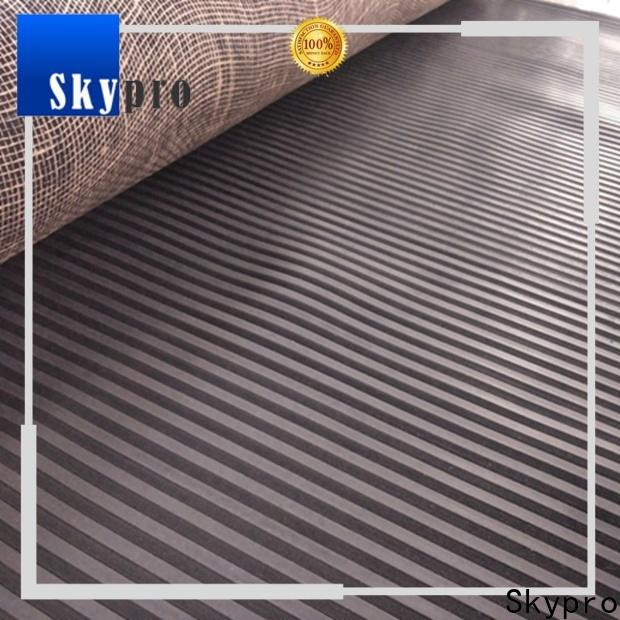 Latest rubber soling sheet vendor for car floor mats
