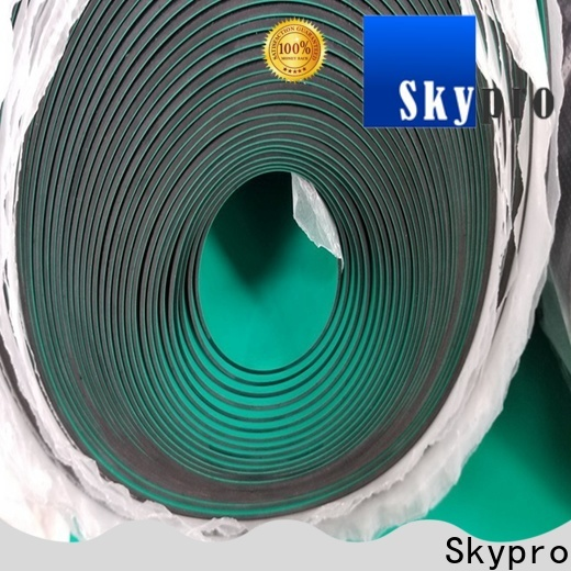 Skypro Best rubber matting manufacturer