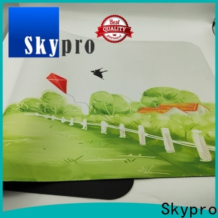 Skypro Custom made rubber outdoor mats supply for home