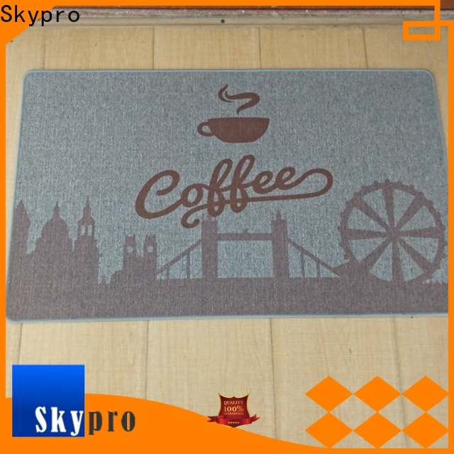 Skypro customized doormats factory for home