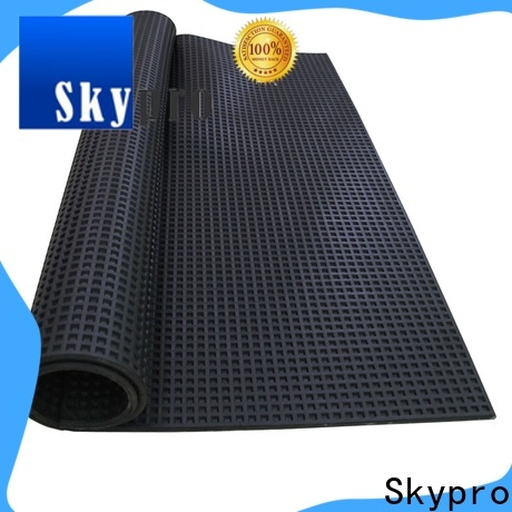 Best rubber mats for sale manufacturer for farms