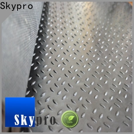 Latest rubber mat manufacturers for sale for flooring mats