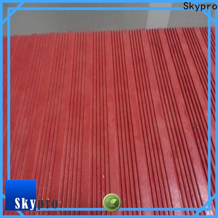 Skypro large rubber mats company for home