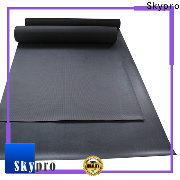 Best rubber backed mats manufacturer for car