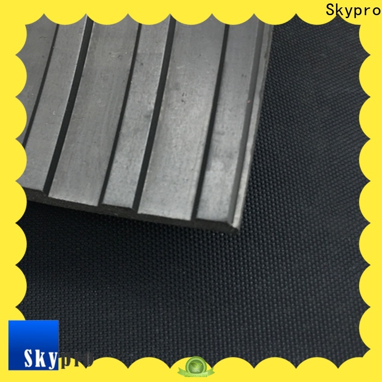 Top the rubber flooring company factory for car