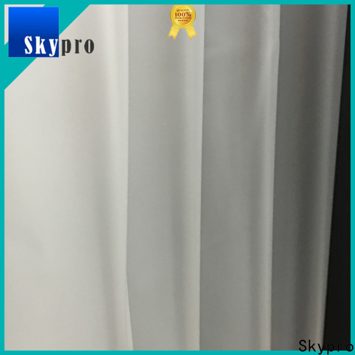 Skypro thermoplastic polyurethane sheet supplier for raincoat
