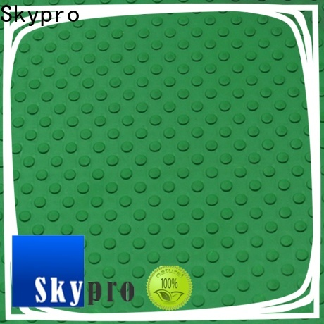 Skypro rubber mat company manufacturer for flooring mats