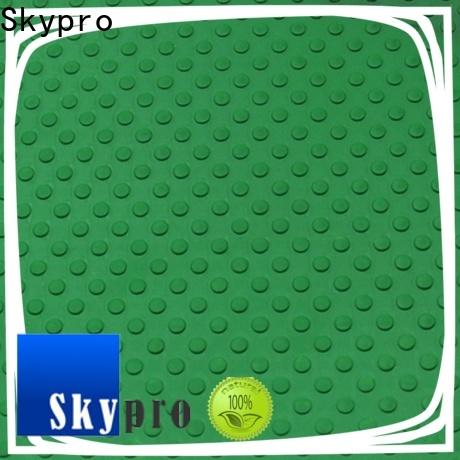 Skypro rubber mat company manufacturer for flooring mats
