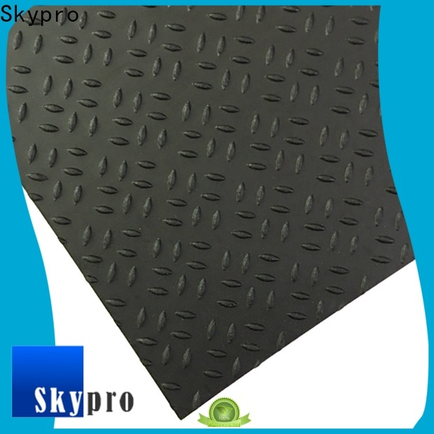 New custom cut rubber mats wholesale