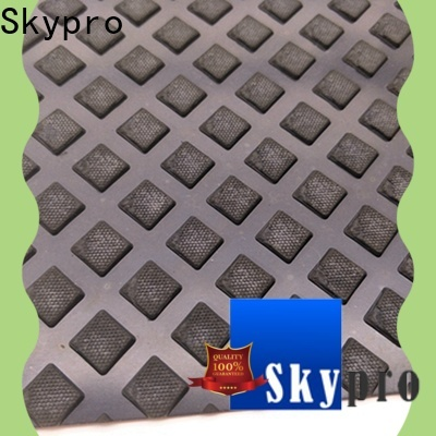 Skypro custom rubber flooring wholesale for car