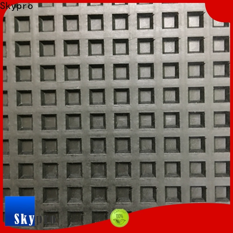 Skypro New large rubber mats supply for car