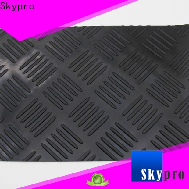 Skypro rubber floor company factory for car