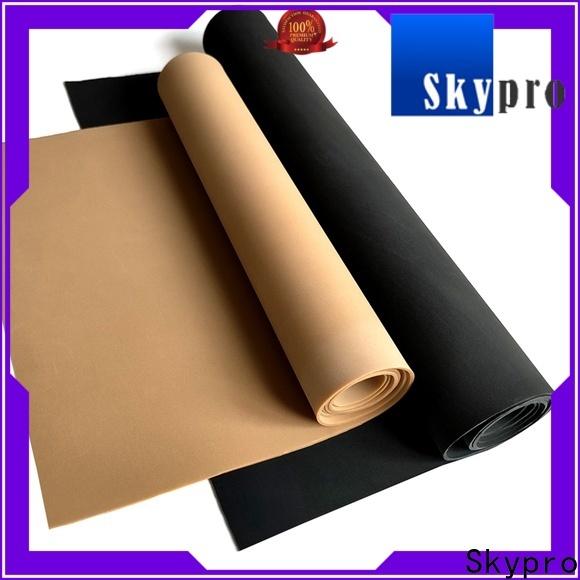 Custom custom rubber flooring company for flooring mats