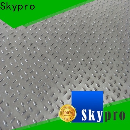 Skypro rubber flooring manufacturers factory for flooring mats