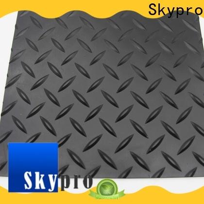Skypro coin rubber mat supplier for farms