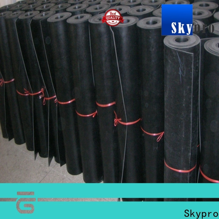 Skypro Latest rubber tile factory for flooring mats
