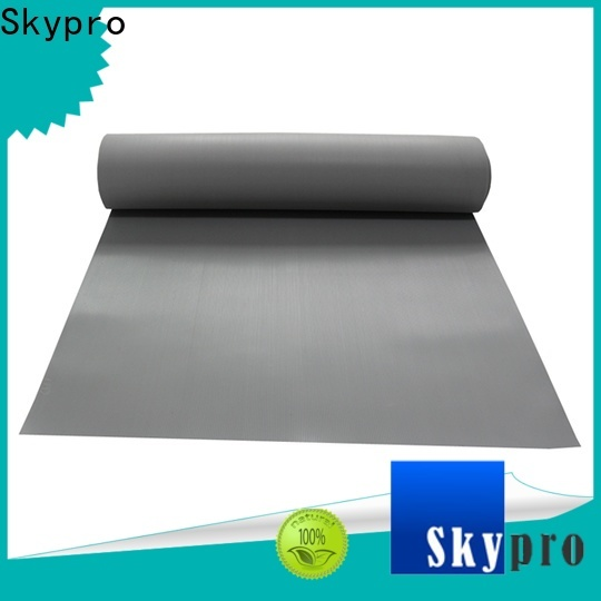 Professional rubber flooring suppliers manufacturer