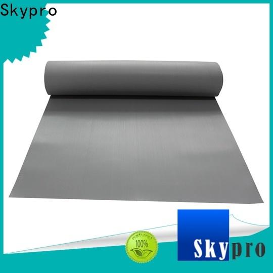 Professional rubber flooring suppliers manufacturer
