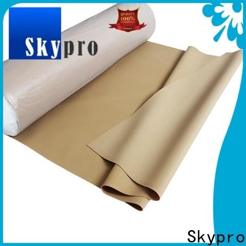 Professional bulk rubber mat factory for car