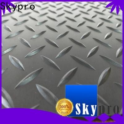 Skypro coin rubber mat vendor for farms