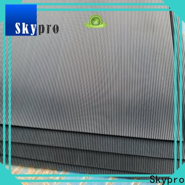 Skypro rubber mat wholesale supplier for flooring mats