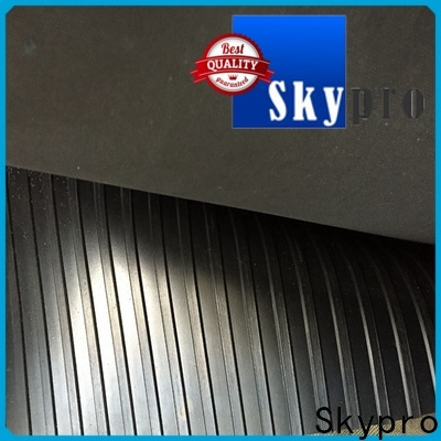 Skypro Best rubber backed mats manufacturer