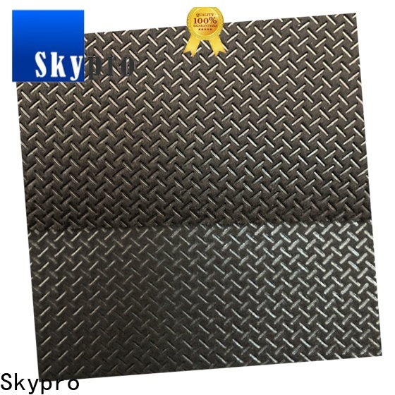 Skypro Custom made custom rubber floor mats wholesale for home