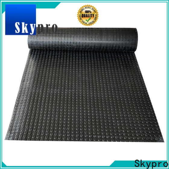 Skypro rubber flooring company wholesale for car