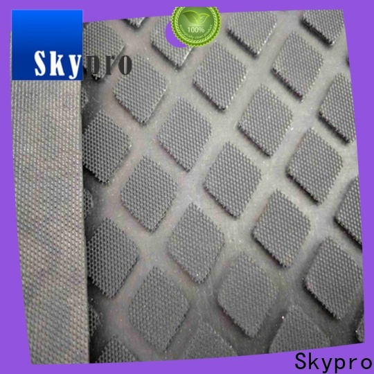 Skypro Professional custom rubber floor mats manufacturer for car